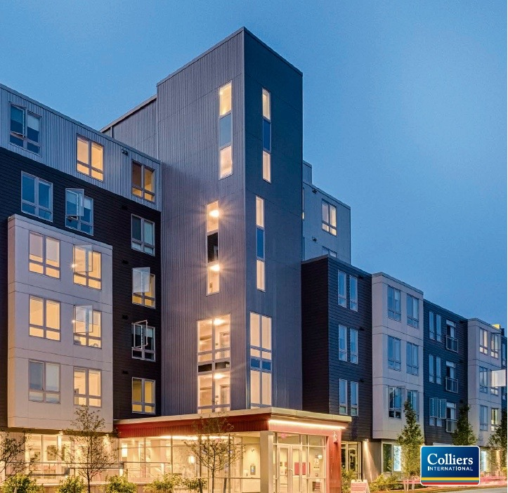 75 West Apartments: Grossman/Waypoint To Sell Trac 75 Apartments; 80 New Units