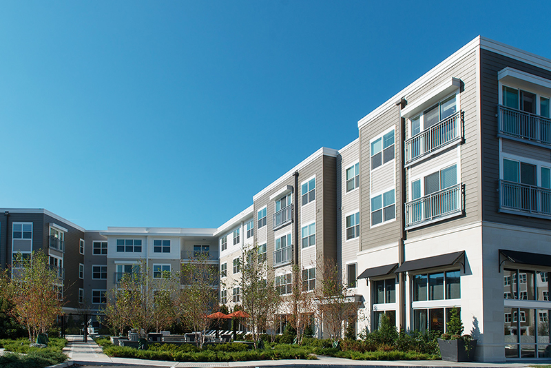Hanover Co. Reaping Near $70M From TA Realty For 184 Apartments
